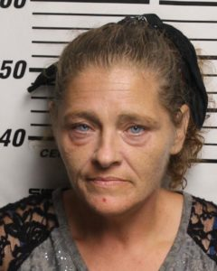 Garrett, Michelle Lynn - Domestic Assault