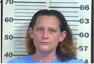 Morgan, Sarah Heather - Violation of ProbationX3