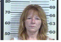 Shell, Carol Lee - GS Violation of Probation X4