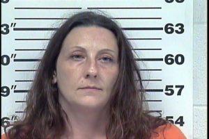 BELCHER, SAMANTHA M - Intro Contraband into Jail