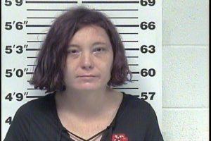 BLACKBURN, ASHLEY MARIE - GS Violation of Probation