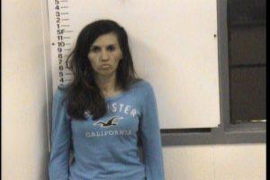 Cook, Tasha Marie - Evading Arrest