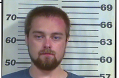 Hamby, Casey Blake - Theft of Merchandise; Public Intoxication; Resisting Arrest; Criminal Trespass