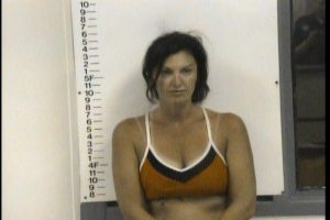 Knight, Alana Gail - Public Intoxication