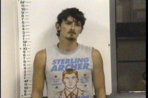 Murphy, Terry Shane - GS Violaton of Probation Theft