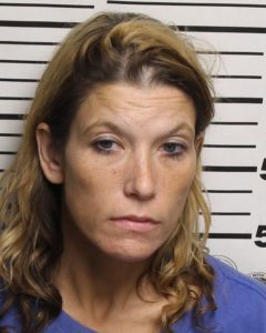 Frady, Lisa Kathryn - Evading Arrest; Failure to Appear or Obey