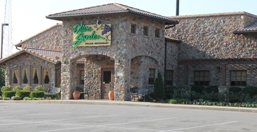 tennessee 38501 olive garden store front - Olive Garden Jackson Tn