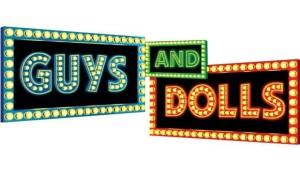 Guys and Dolls logo web