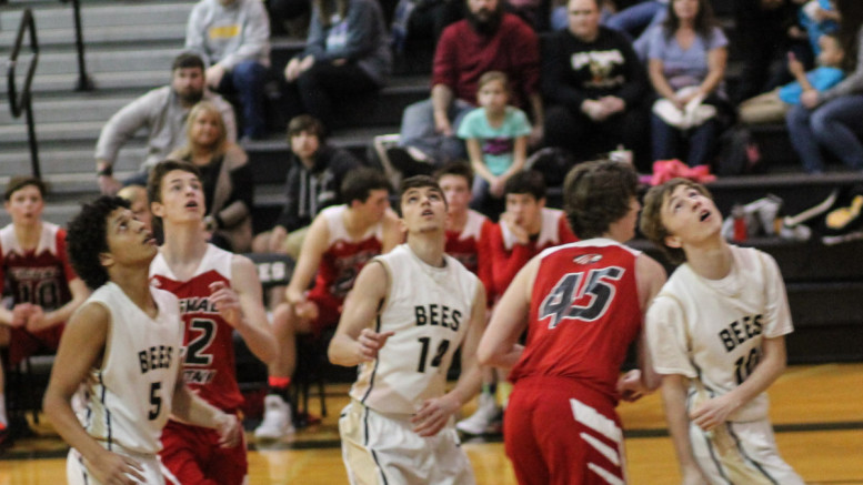 Baxter Ford South >> UHS Boys Basketball 1st Round of Region Tournament | Upper ...
