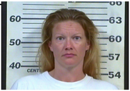 Hubbard, Amber june - Theft of Merchandise