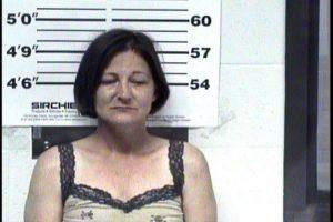 Kimberly Coker-Domestic Assault