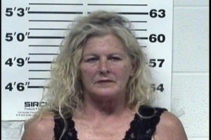 Lois Cunningham-Driving on Revoked License-Driving Under the Influence