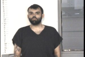 Medlin, Christopher Alan - Dometic Assault; Vandalism; Agg Criminal Trespassing; GS VOP