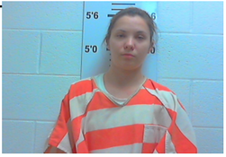 Norgan, Ericka Lynn - Holding Inmate for Court