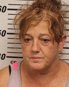 Phillips, Kristi Diane - Theft of Property