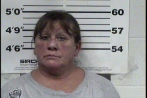 ROBERTS, MARY LOUISE - Theft of Merchandise