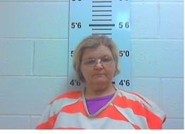 Sanders, Lou Ann - Domestic Assault