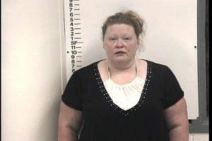 Simmons, Tamara Renee - Public Intoxication; Criminal Impersonation