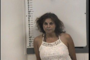 Staggs, Christine Marie - Public Intoxication