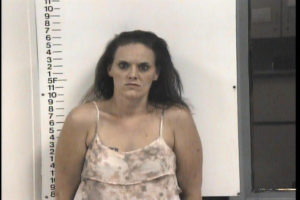 Walker, Karissa Ann Mary - G FTA_P; GS VOP; GS VOP; Criminal Impersonation