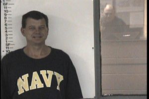 Wangler, Steven Lawrence - Public Intoxication