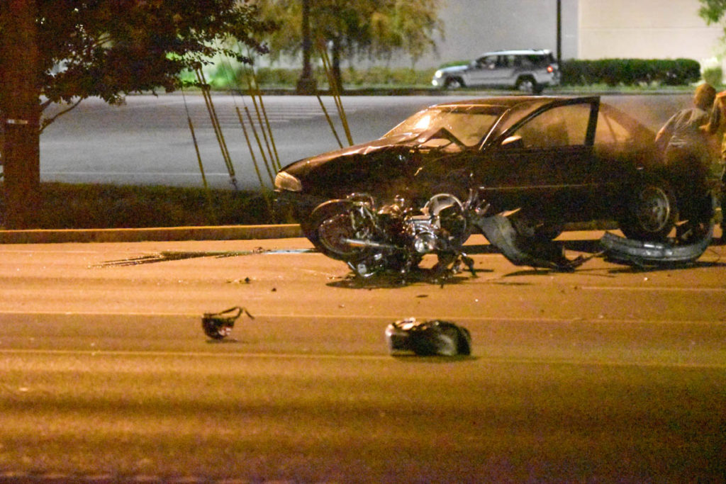 Fatal Motorcycle Accident Occurs on Jackson Street | Upper