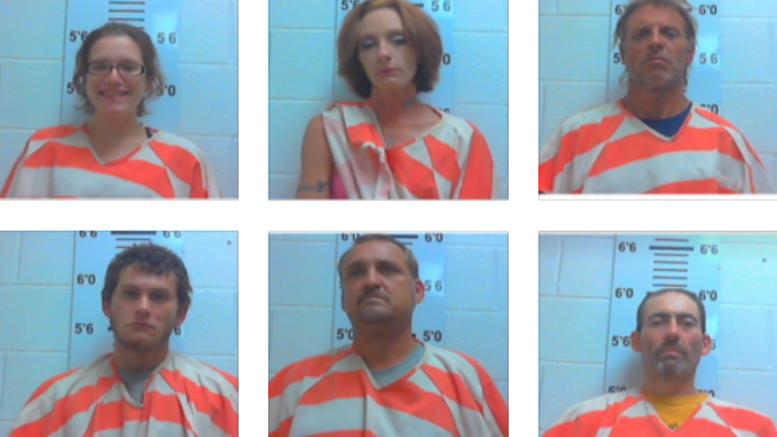 DeKalb County Mugshots 10-2-17 | Upper Cumberland Reporter