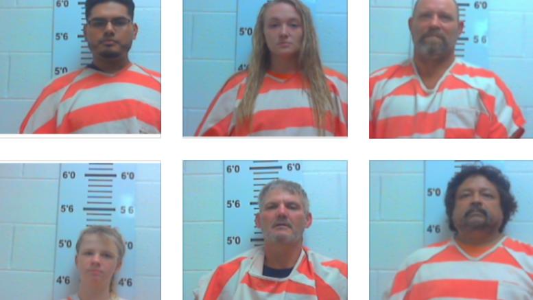 DeKalb County Mugshots 10-16-17 | Upper Cumberland Reporter