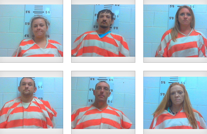 DeKalb County Mugshots 10-23-17 | Upper Cumberland Reporter
