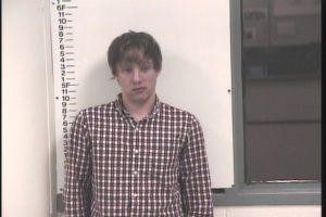 Logan Ledbetter-Criminal Trespassing