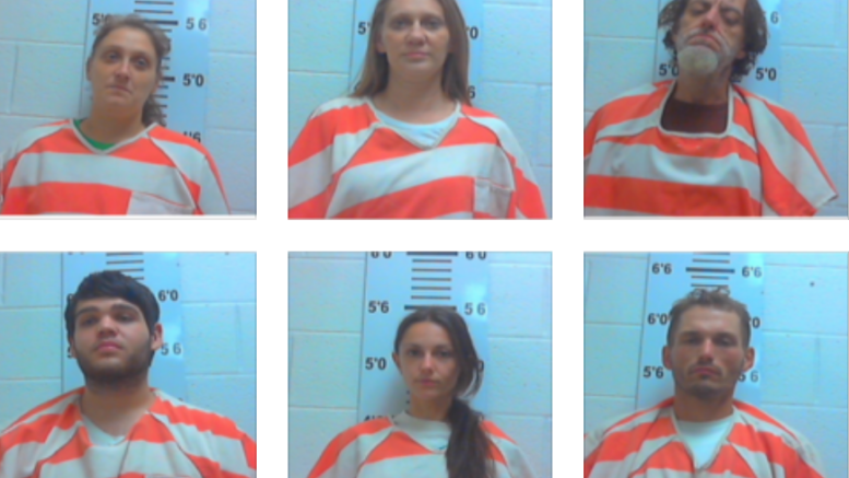 DeKalb County Mugshots 11-6-17 | Upper Cumberland Reporter