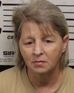 Cox, Tammy Lynn - CC Capias Poss SCH II, IV for Delivery; Violation Order of Protection_Restraint