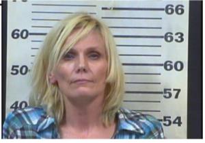 Dana Smith-Drug Paraphernalia-Felony Poss METH