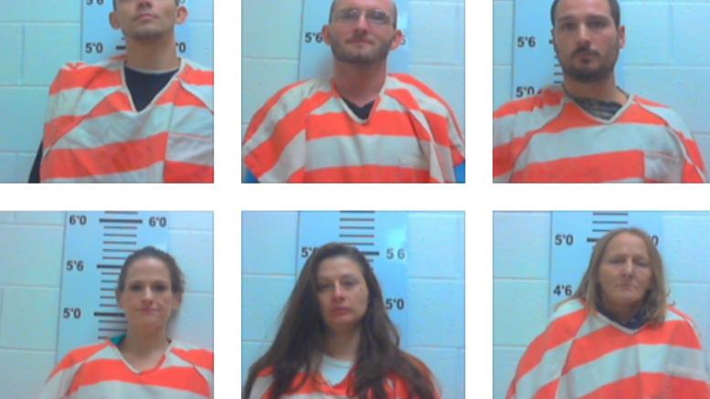 DeKalb County Mugshots 1-3-18 | Upper Cumberland Reporter