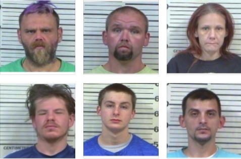 Cumberland County Mugshots 1/2/18 | Upper Cumberland Reporter