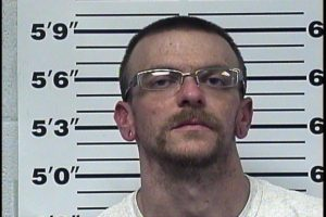 HOLLAND, KENNETH JAY - Felony Poss Drug Para; Poss Meth; Vandalism