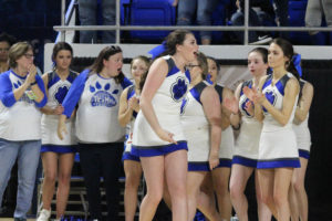 Macon County Girls Basketball State Championship 3-10-18-22