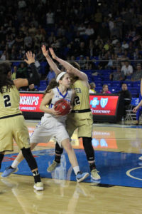 Macon County Girls Basketball State Championship 3-10-18-6