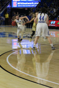 Macon County Girls Basketball State Championship 3-10-18-81