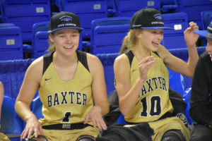 UHS Girls Basketball State Champions 3-10-18-10