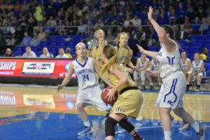 UHS Girls Basketball State Champions 3-10-18-105