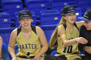 UHS Girls Basketball State Champions 3-10-18-11