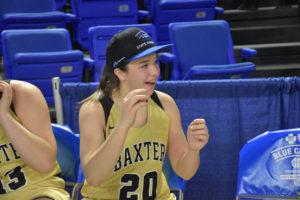 UHS Girls Basketball State Champions 3-10-18-14
