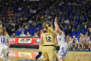 UHS Girls Basketball State Champions 3-10-18-152