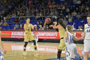 UHS Girls Basketball State Champions 3-10-18-160