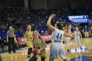 UHS Girls Basketball State Champions 3-10-18-192