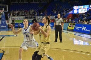 UHS Girls Basketball State Champions 3-10-18-198