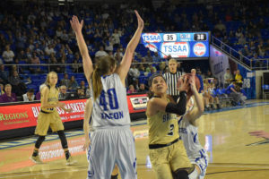 UHS Girls Basketball State Champions 3-10-18-225