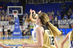 UHS Girls Basketball State Champions 3-10-18-235