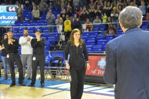 UHS Girls Basketball State Champions 3-10-18-51